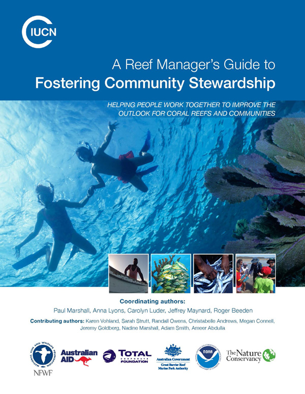 Reef Manager's Guide to Fostering Community Stewardship