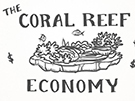 screen shot from the coral reef economy video