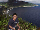 picture of Hideyo Hattori, Site Liaison, NOAA Coral Reef Conservation Program (CRCP) and NOAA Coastal Zone Management Program (CZMP)