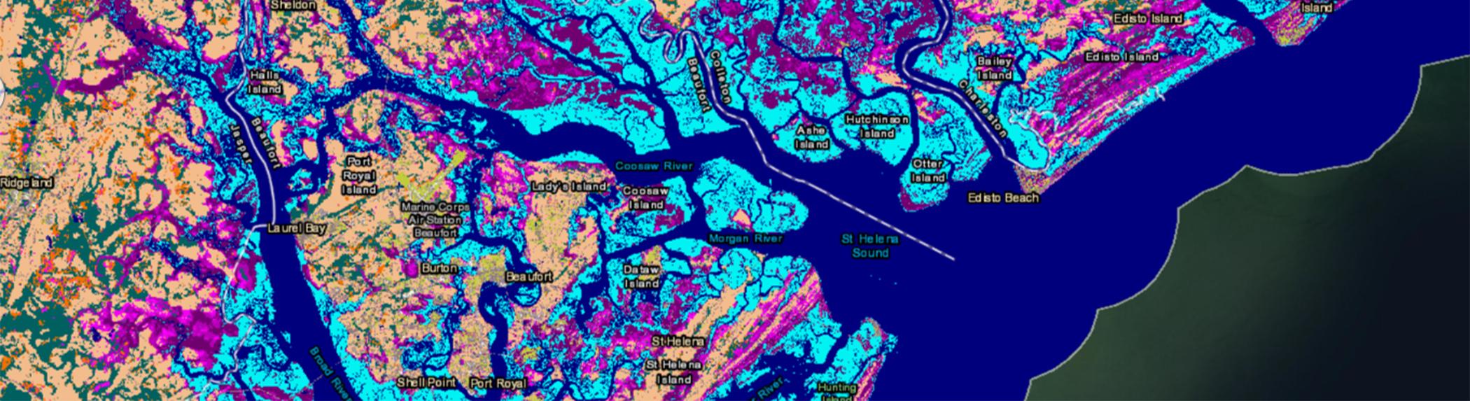 Slr wetland
