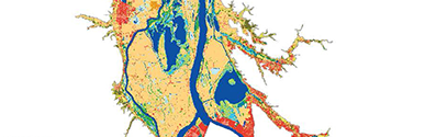 Mapping ecosystem habitats