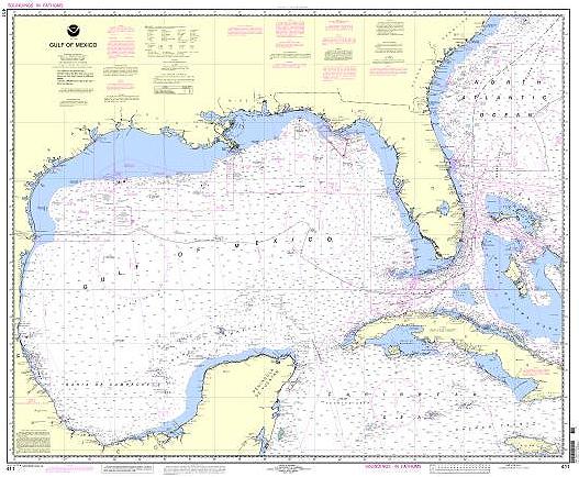 Electronic navigational chart handler