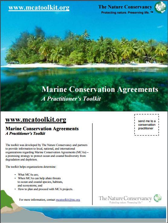 marine conservation tools