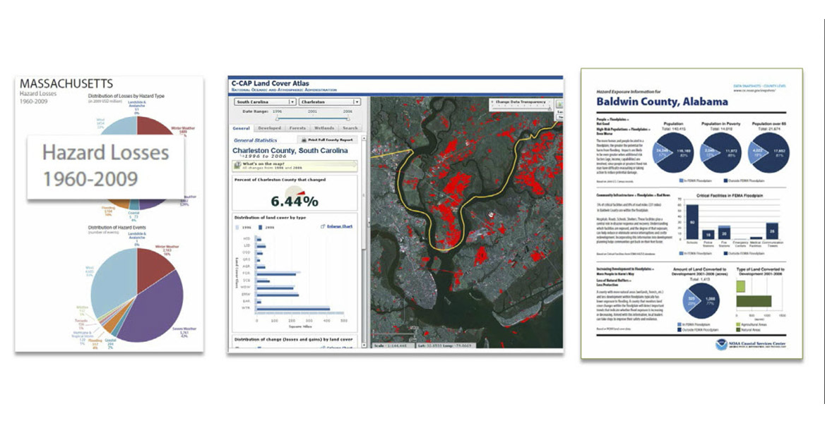 Screenshot of Community Resilience, Part I: Assessing Vulnerabilities Using the Roadmap for Adapting to Coastal Risk Video