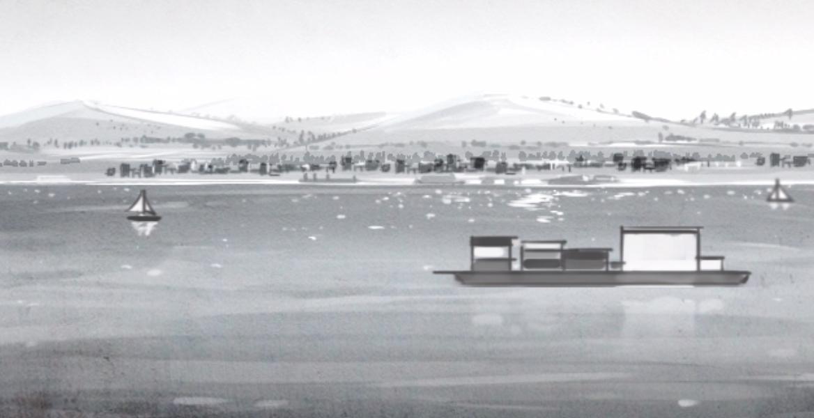 Screenshot of Econ 120: Ocean Economy Video