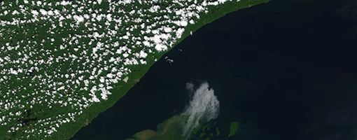 Image for lesson Flooded! Using Data to Understand a Changing Lake Superior