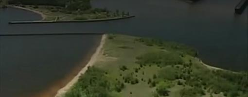 Screenshot of video Nemadji River Estuary