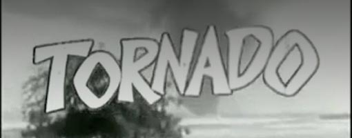 Screenshot of video Tornado: View from the Past