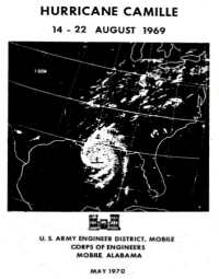 [graphic of cover of report-Report on Hurricane Camille: 14-22 August 1969]