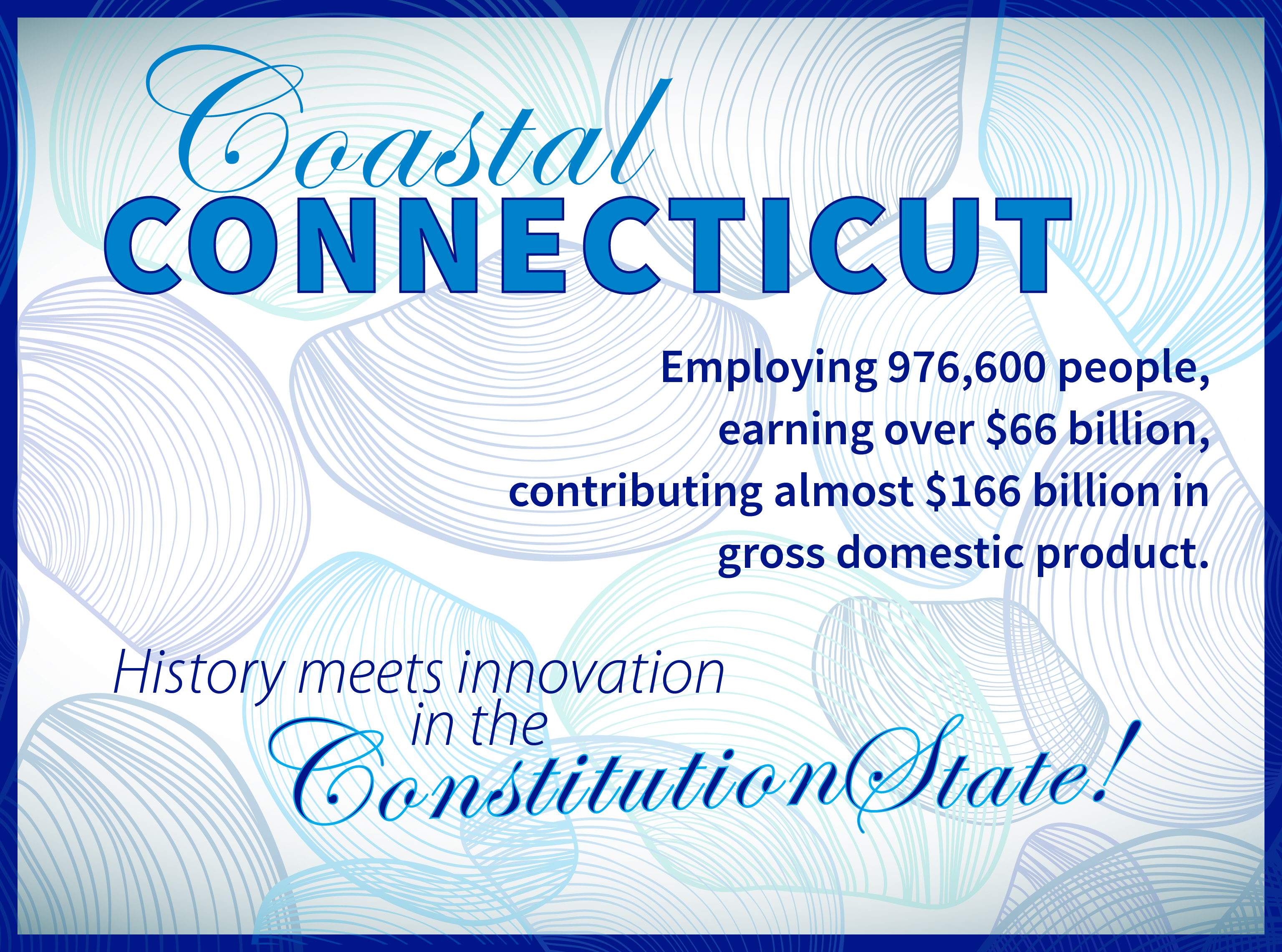 Connecticut graphic