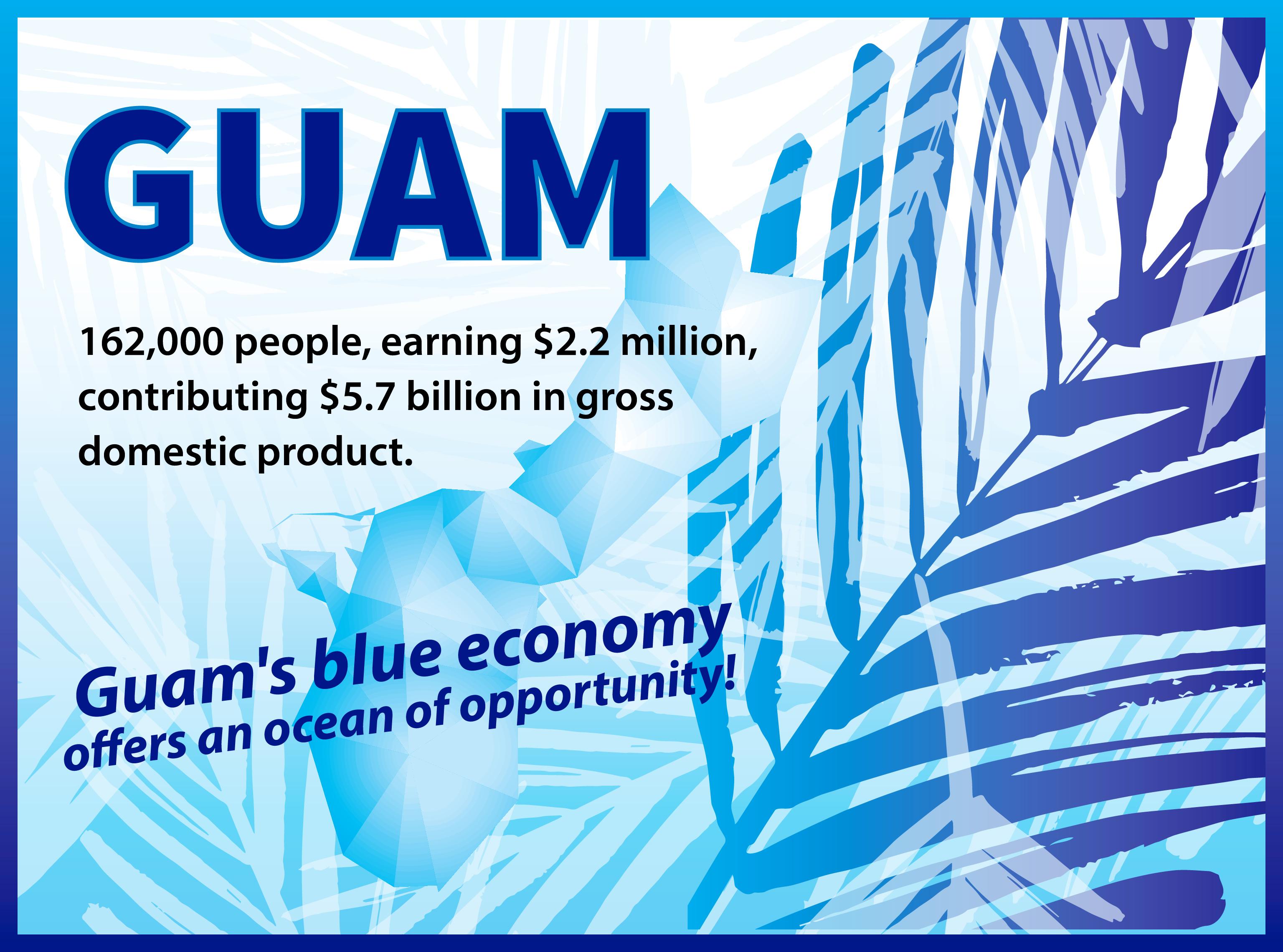 Guam graphic