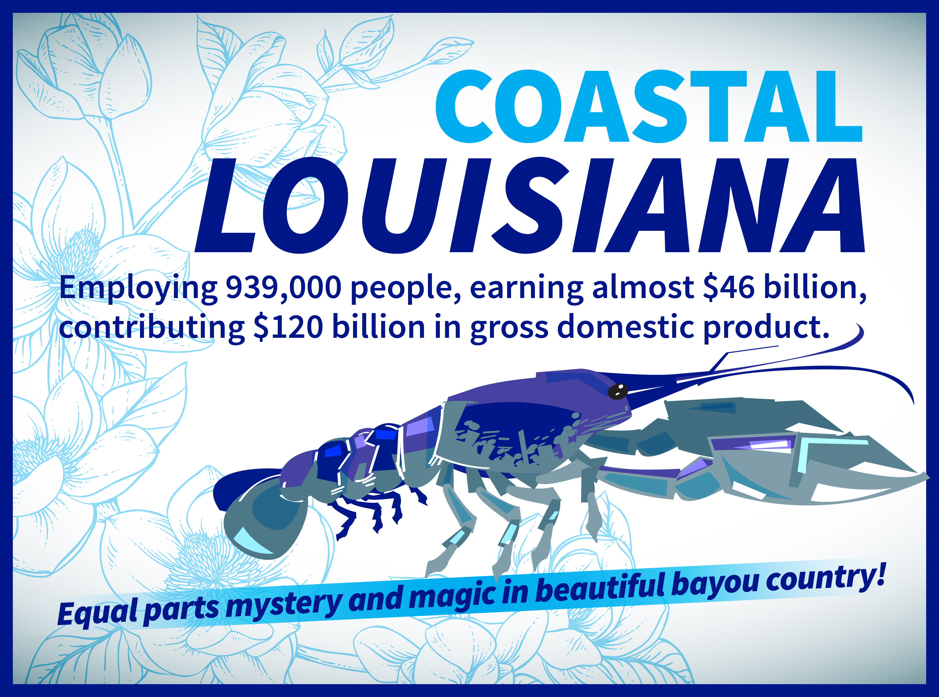 Louisiana graphic