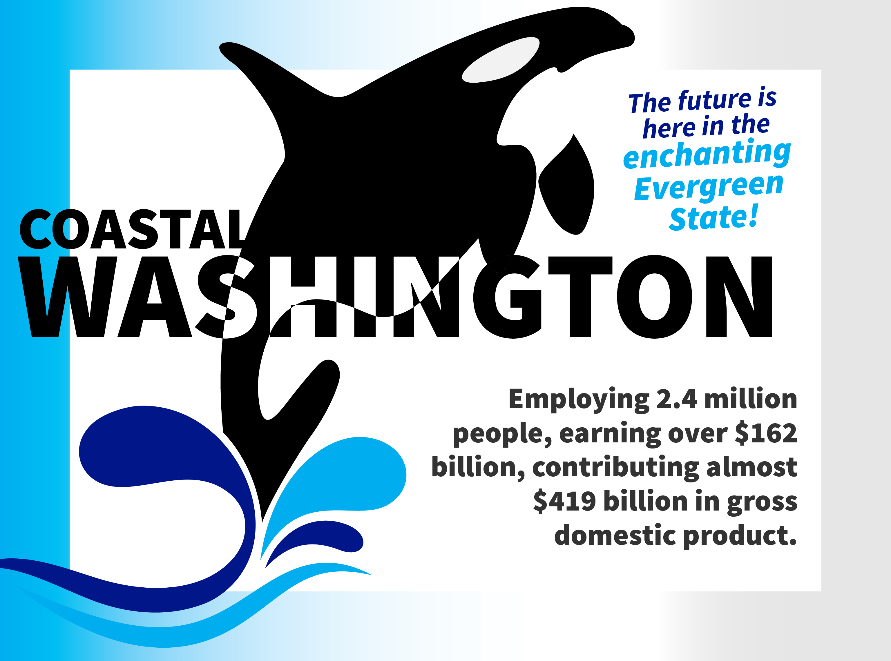 Washington graphic