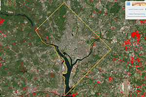 Land Cover Change thumbnail image