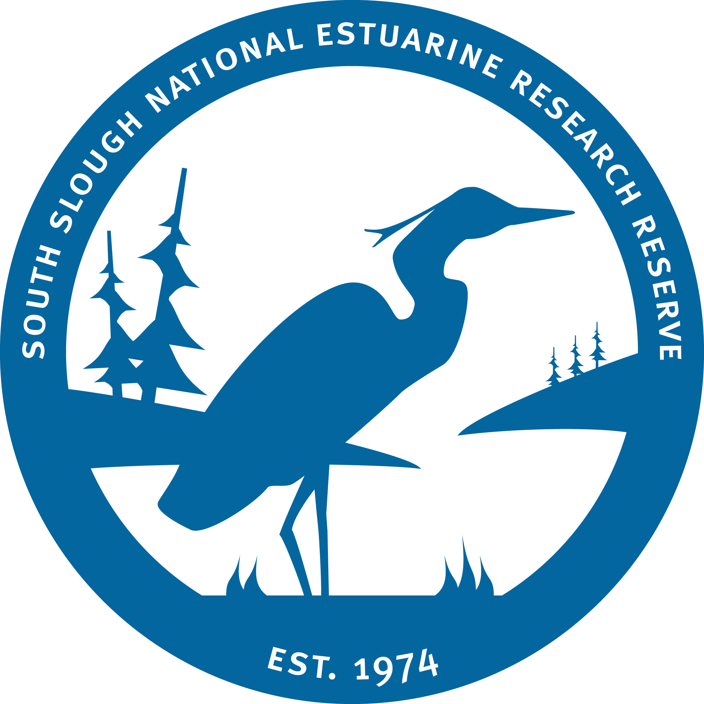 Logo for South Slough National Estuarine Research Reserve