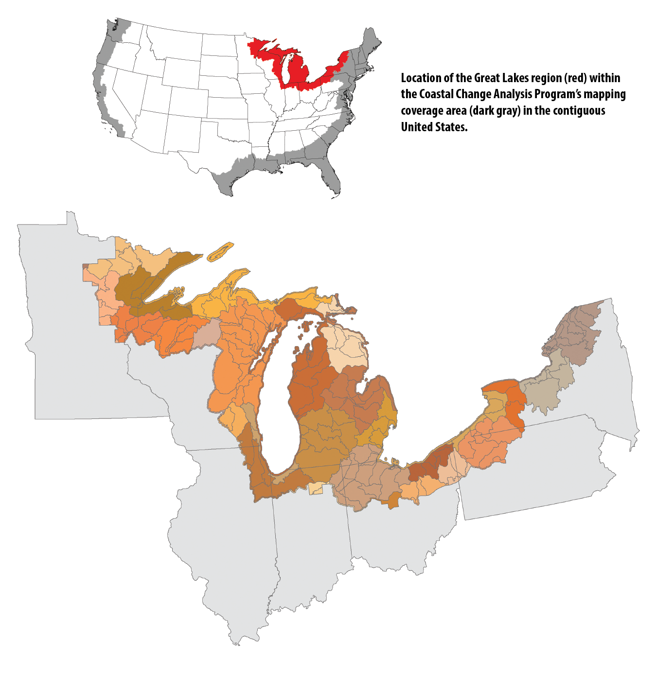 Great Lakes Region Land Cover Report